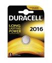 Duracell CR2016, DL2016,  3 Volt Lítium tartós Gombelem