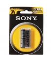 Sony Ultra Heavy Duty féltartós 9 voltos elem (A termékről feltétlenül olvasson a termék jellemzőkben információt!)