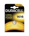 Duracell CR1616, DL1616, ECR1616 3 Volt Lítium Gombelem