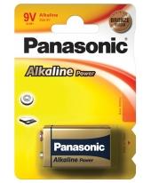 Panasonic Bronze Power 9 Volt, 6LR6, MN1604 alkáli tartós elem