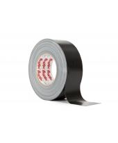 MagTape Power Tape ECO 27 jó minőségű, szövetszál erősítésű ragasztó szalag 50m hósszú, 5cm széles fekete