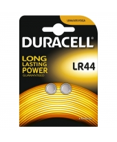 Duracell LR44, V13GA, AG13, A76 1,5 Volt alkáli tartós Gomb elem