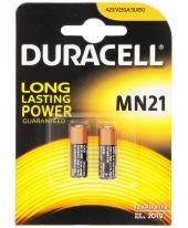 Duracell MN21, LR23A, A23, K23A, LRV08 12 Volt alkáli tartós riasztó, távirányító elem