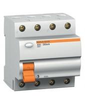 Áramvédő 25A 4P 30MA START életvédelmi FI-relé  3 Fázisú  4 Pólusú  30 Milliamperes