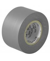 PVC jó minőségű Grabó szigetelő, ragasztó szalag 33m*50mm szürke