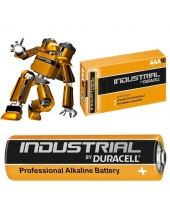 Duracell Industrial AAA, LR03, AM4, MN2400 1,5 Volt alkáli tartós mikro elem