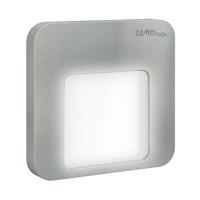 MENTAVILL 26-0122111 MOZA LED süllyesztett 230V alumínium színű, hideg fehér fényű