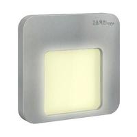 MENTAVILL 26-0122112 MOZA LED süllyesztett 230V alumínium színű, meleg fehér fényű