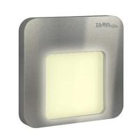 MENTAVILL 26-0122122 MOZA LED süllyesztett 230V acél színű, meleg fehér fényű