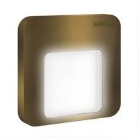 MENTAVILL 26-0122141 MOZA LED süllyesztett 230V arany színű, hideg fehér fényű