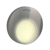 MENTAVILL 26-0222122 MUNA LED süllyesztett 230V acél színű, meleg fehér fényű