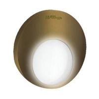 MENTAVILL 26-0222141 MUNA LED süllyesztett 230V arany színű, hideg fehér fényű