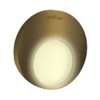 MENTAVILL 26-0222142 MUNA LED süllyesztett 230V arany színű, meleg fehér fényű