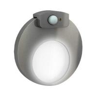 MENTAVILL 26-0222221 MUNA LED süllyesztett 230V acél színű, hideg fehér fényű