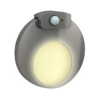 MENTAVILL 26-0222222 MUNA LED süllyesztett 230V acél színű, meleg fehér fényű