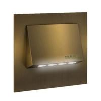 MENTAVILL 26-1122141 NAVI LED süllyesztett 230V arany színű, hideg fehér fényű