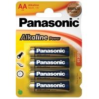Panasonic Bronze AA, LR6, AM3, MN1500 1,5 Volt alkáli tartós ceruza elem
