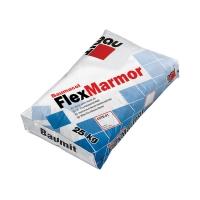 Baumit Baumacol Flex Marmor C2TES1 flexibilis márvány és üvegmozaik burkolat ragasztó 25 kg - Fehér