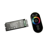 CONLIGHT LED VEZÉRLŐ RF RGB TOUCH 18A 216W