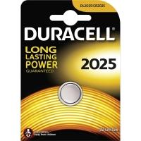 Duracell CR2025, DL2025,  3 Volt Lítium tartós Gombelem