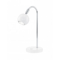 EGLO 13501 SANCHO asztali lámpa 1×2,5W led GU10 fehér