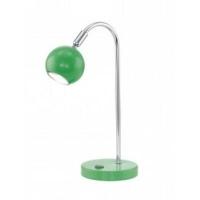 EGLO 13502 SANCHO asztali lámpa 1×2,5W led GU10 zöld