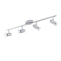 EGLO 13572 ROSARO szpot lámpa 4×2,5W led GU10 króm