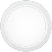 EGLO 83153 PLANET mennyezeti lámpa 1×60W E27 fehér/opál búra 29cm átmérőjű