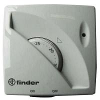 FINDER 1T011 SZOBATERMOSZTÁT FINDER 5-30 °C ON-OFF FEHÉR