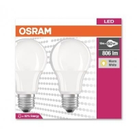 OSRAM LED E27 NORMÁL 10W LEDSTAR CLA 60