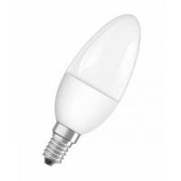 OSRAM LED E14 GYERTYA 4W WW LEDSTAR CLB 25