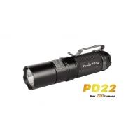 FENIX ELEMLÁMPA PD22 G2-R5 LED (210 LUMEN)