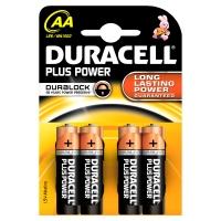 Duracell Basic - Duralock AA, LR6, AM3, MN1500 1,5 Volt alkáli tartós ceruza elem