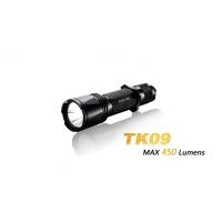 FENIX ELEMLÁMPA TK09 LED (450 LUMEN)