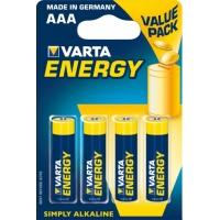 Varta Energy AAA 1,5 Volt alkáli tartós mikro elem