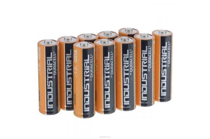Duracell Industrial AAA, LR03, AM4, MN2400 1,5 Volt alkáli tartós mikro elem-2