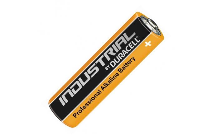 Duracell Industrial AA, LR6, AM3, MN1500 1,5 Volt  alkáli tartós ceruza elem Bulk01